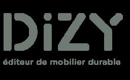 DIZY, partenaire A.L ConceptDeco