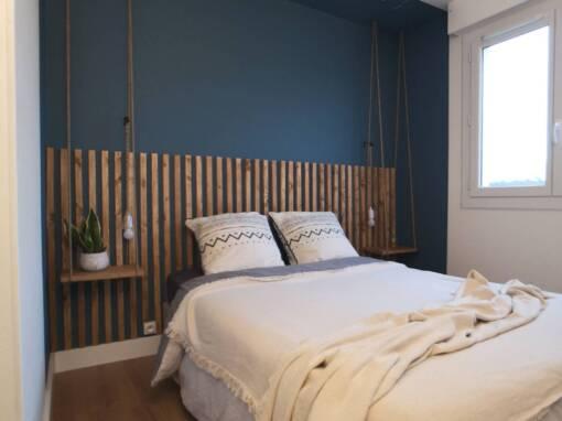 Rénovation et décoration d'une maison moderne 90m2 à Vieux-Boucau-les-Bains